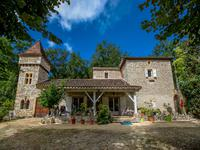 French property, houses and homes for sale in LACAPELLE CABANAC Lot Midi_Pyrenees