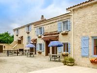 Gites plus maison avec piscine - parfait état, idéal location-Villognon