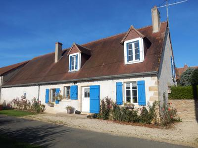 French property, houses and homes for sale in THEVET ST JULIEN Indre Centre