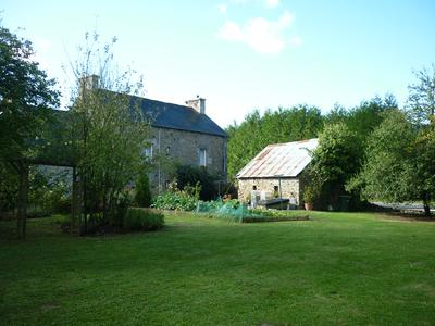 French property, houses and homes for sale in LANVALLAY Cotes_d_Armor Brittany