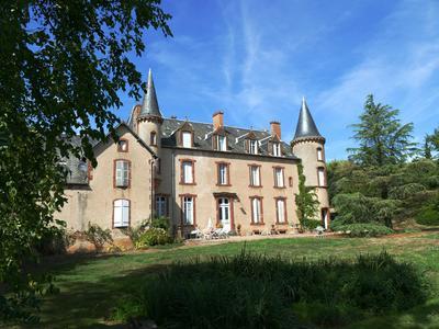 chateauin JALIGNY SUR BESBRE