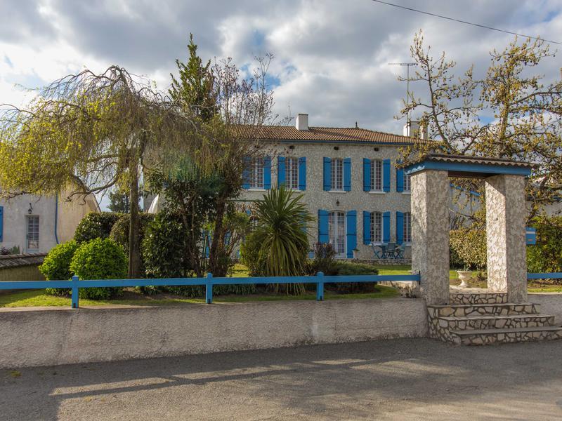 Maison à vendre à LE FOUILLOUX(17270) - Charente Maritime
