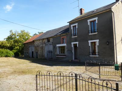 French property, houses and homes for sale in ST SEBASTIEN Creuse Limousin