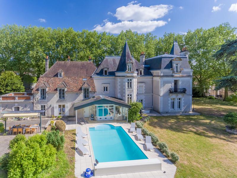 Chateau à vendre à BOURESSE(86410) - Vienne