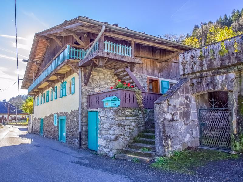 Chalet à vendre à SAINT JEAN D AULPS(74430) - Haute Savoie