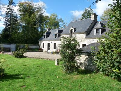 French property, houses and homes for sale in LE TREHOU Finistere Brittany