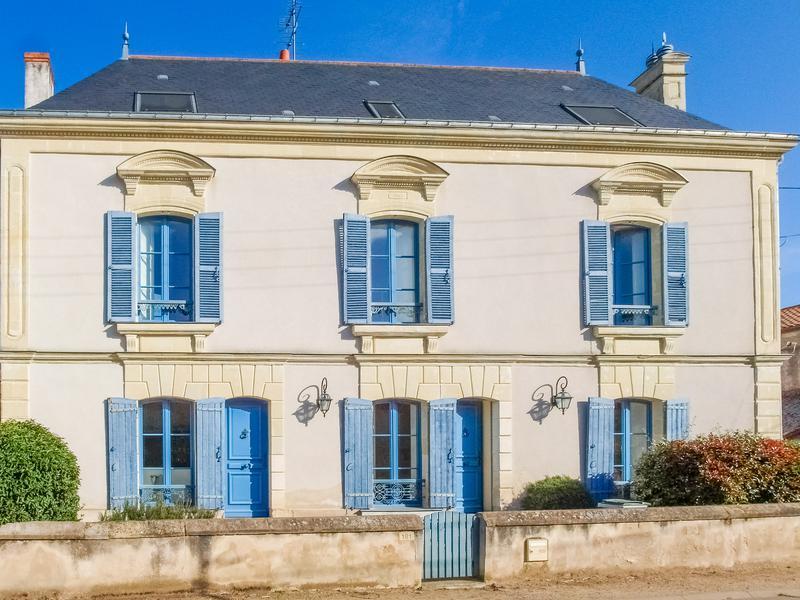 Maison A Vendre En Poitou Charentes Deux Sevres Bouille Loretz