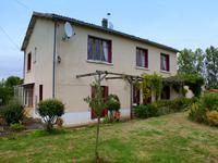 Maison en pierre - 4 chambres, garage et jardin - à proximité de Vouvant