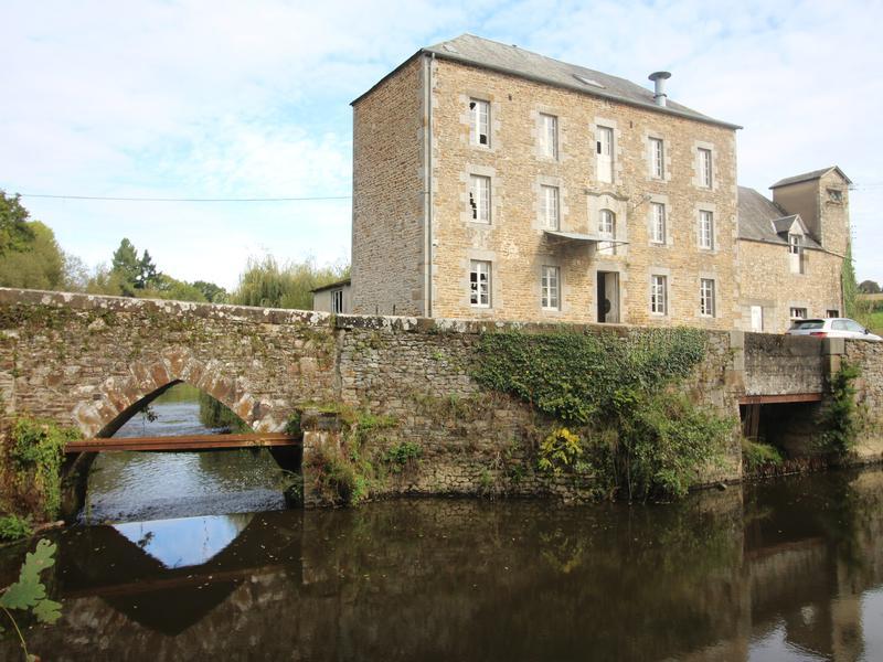 Moulin à vendre en Bretagne - Ille et Vilaine ANTRAIN ...
