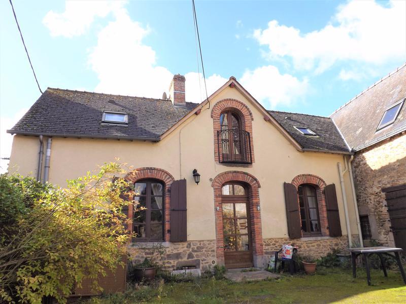 Maison à vendre à BAIS(53160) - Mayenne