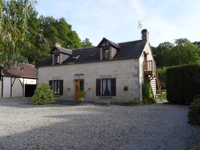 French property, houses and homes for sale in LES VENTES DE BOURSE Orne Normandy