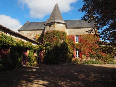 French property, houses and homes for sale in COULONGES THOUARSAIS Deux_Sevres Poitou_Charentes
