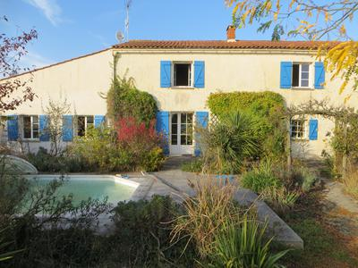 French property, houses and homes for sale in CHAMPAGNE LES MARAIS Vendee Pays_de_la_Loire