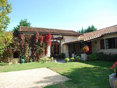 French property, houses and homes for sale in PUYREAUX Charente Poitou_Charentes