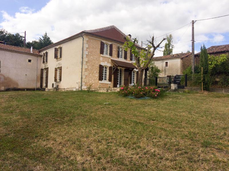 Maison à vendre à BEAURONNE(24400) - Dordogne