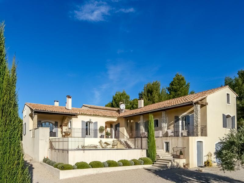 maison vendre en paca vaucluse bedoin bedoin sur les hauteurs du village une villa de. Black Bedroom Furniture Sets. Home Design Ideas