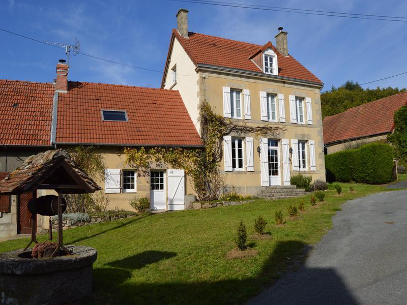 Maison à vendre à JOUILLAT(23220) - Creuse