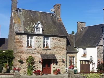 French property, houses and homes for sale in ST AUBIN DE TERREGATTE Manche Normandy