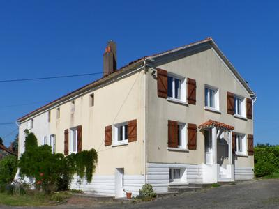 French property, houses and homes for sale in LARGEASSE Deux_Sevres Poitou_Charentes