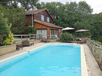 Maison à vendre à CHATEAUPONSAC, Haute_Vienne, Limousin, avec Leggett Immobilier