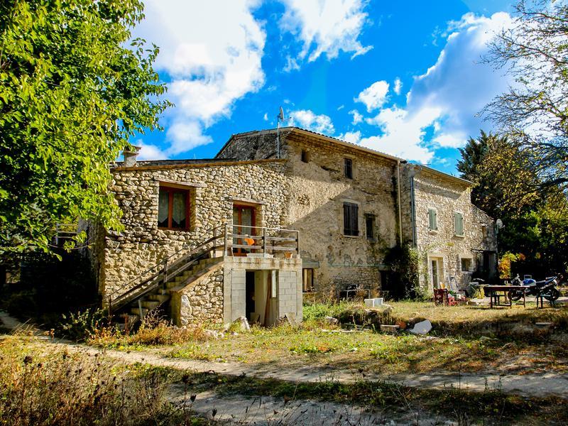 Maison à vendre à REILHANETTE(26570) - Drome