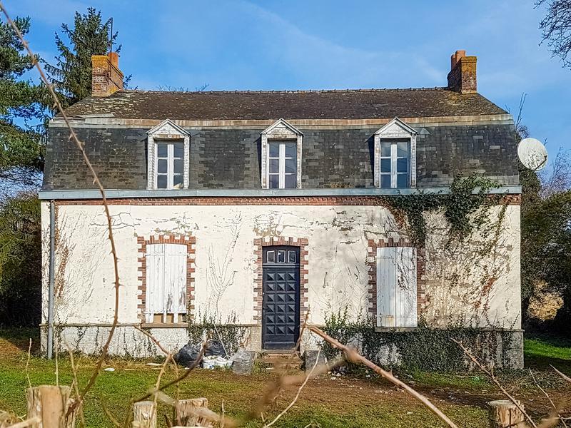 Maison à vendre à CONGRIER(53800) - Mayenne