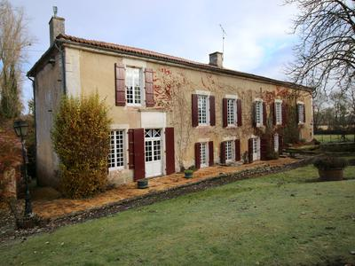 French property, houses and homes for sale in BLANZAC PORCHERESSE Charente Poitou_Charentes