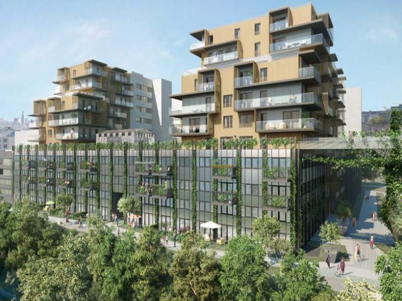 Appartement 2 pièces à vendre à PARIS XIV (75014) -  Paris