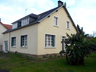 French property, houses and homes for sale in ST JEAN LE THOMAS Manche Normandy