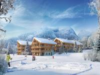 T4 duplex appartements à vendre - Nouvelle construction de haute qualité - Très bien situé à proximité du village et des pistes de ski - La Chapelle d'Abondance - Chatel - Portes Du Soleil