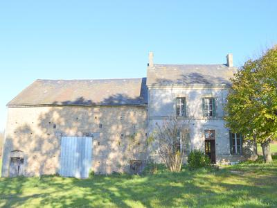 French property, houses and homes for sale in CHAMPSANGLARD Creuse Limousin