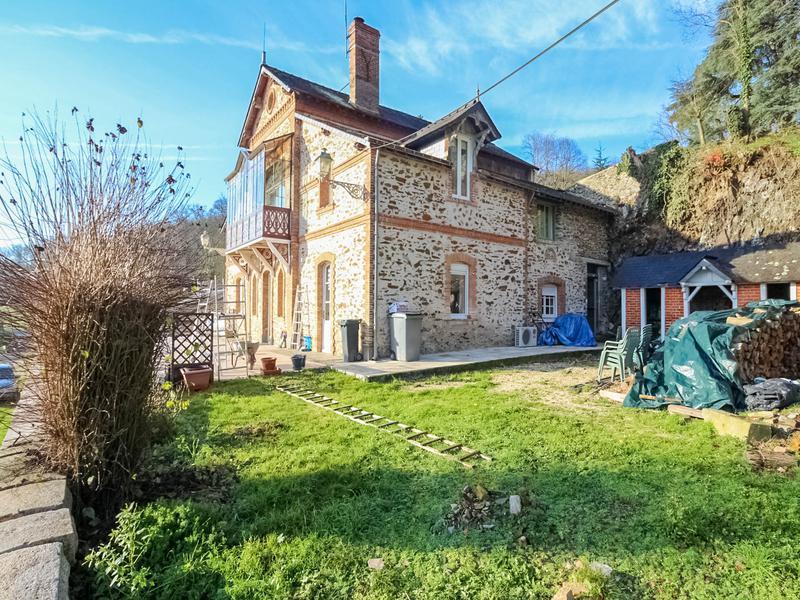 Maison vendre en pays de la loire mayenne loigne sur - Chambre d agriculture de la mayenne ...