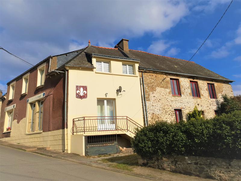 Maison à vendre à EVRIGUET(56490) - Morbihan