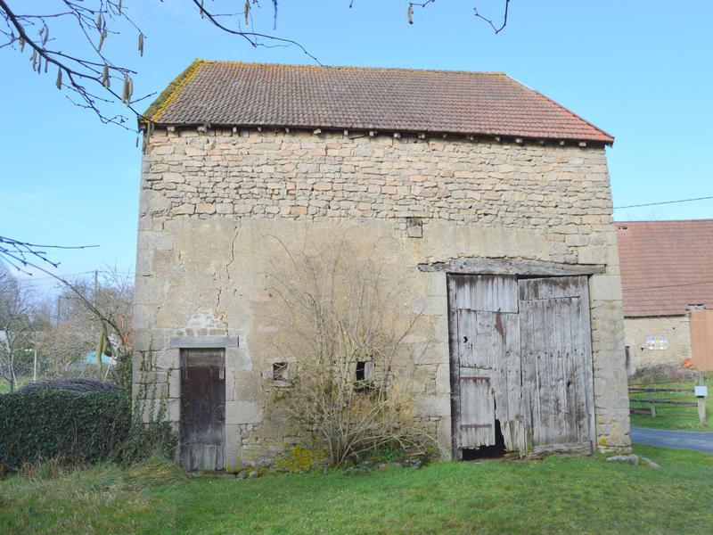 Grange à vendre à CLUGNAT(23270) - Creuse