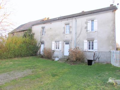 French property, houses and homes for sale in ST PRIEST LA FEUILLE Creuse Limousin