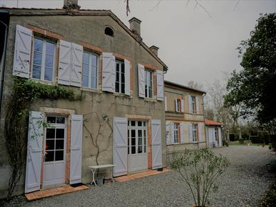 French property, houses and homes for sale in ST ELIX LE CHATEAU Haute_Garonne Midi_Pyrenees