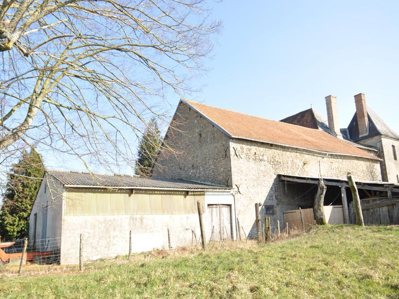 Grange à vendre à MONTAIGUT LE BLANC(23320) - Creuse
