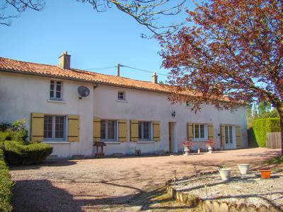 French property, houses and homes for sale in CHANTELOUP Deux_Sevres Poitou_Charentes