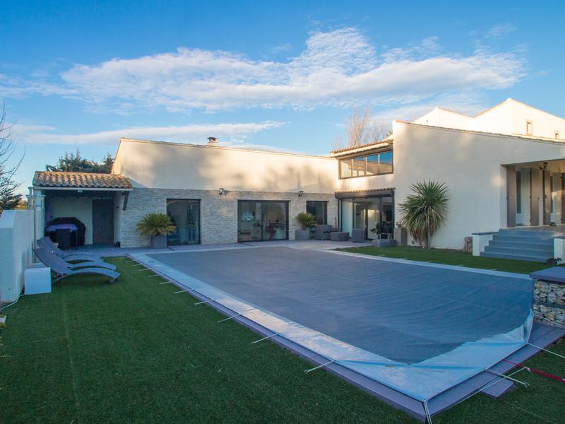 maison vendre en paca vaucluse courthezon courth zon le vaucluse 25min d 39 avignon maison. Black Bedroom Furniture Sets. Home Design Ideas