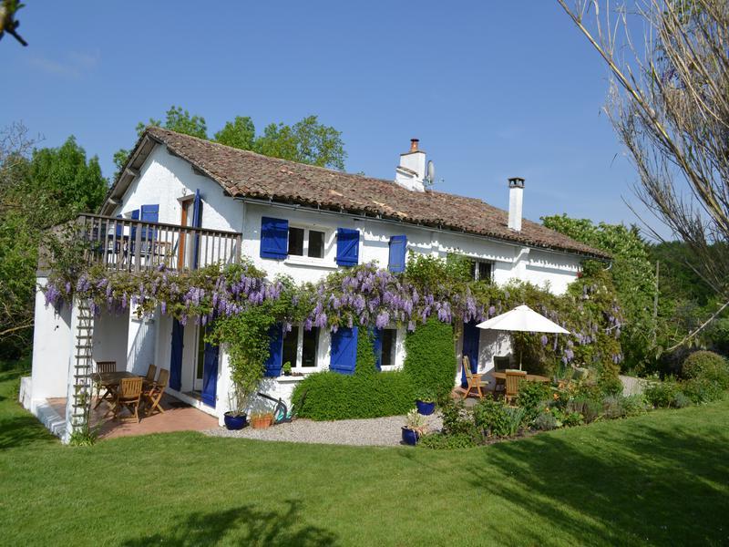 Maison à vendre à MONTIGNAC DE LAUZUN(47800) - Lot et Garonne