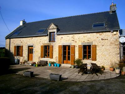 French property, houses and homes for sale in SERENT Morbihan Brittany