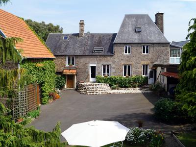 French property, houses and homes for sale in SAINT AUBIN DE TERREGATTE Manche Normandy