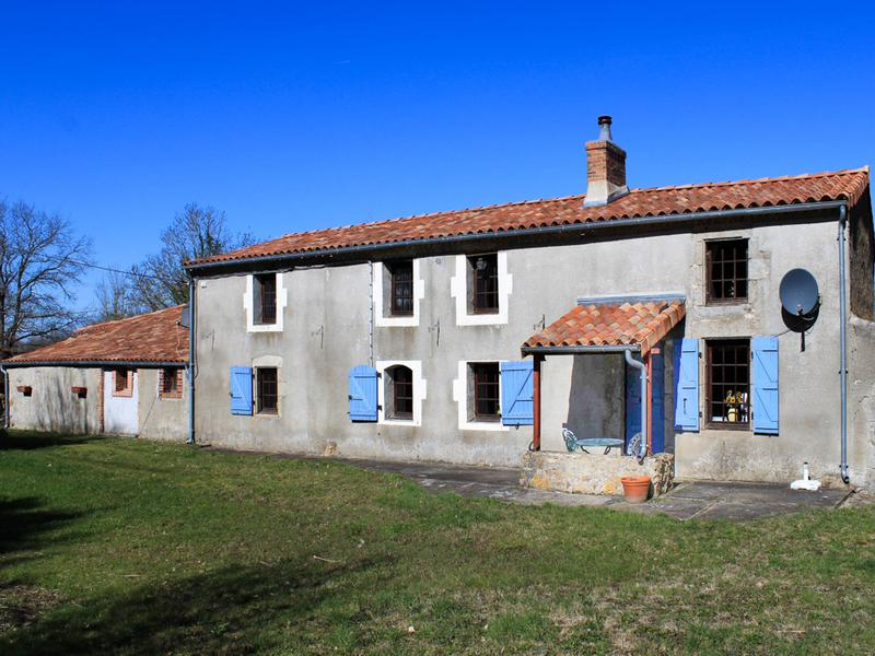 Maison à vendre à BOUSSAIS(79600) - Deux Sevres