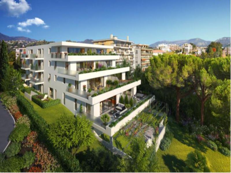 Appartement 4 pièces à vendre à NICE (06000) -  Alpes Maritimes