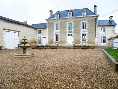 French property, houses and homes for sale in VENDEUVRE DU POITOU Vienne Poitou_Charentes