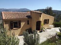Belle villa provençale 6P avec vue magnifique sur la vallée. Arriere pays niçois.