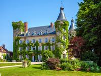 chateau for sale in MARCILLAT EN COMBRAILLEAllier Auvergne