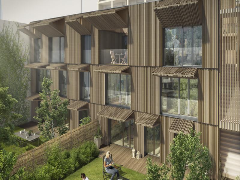 Appartement 4 pièces à vendre à PARIS XIII (75013) -  Paris