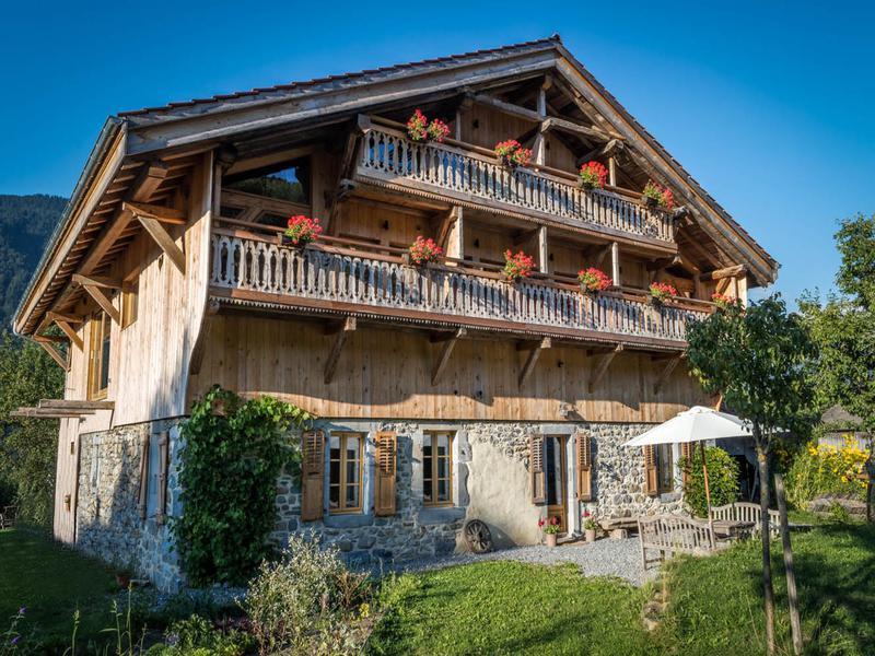 Chalet à vendre à MORILLON(74440) - Haute Savoie