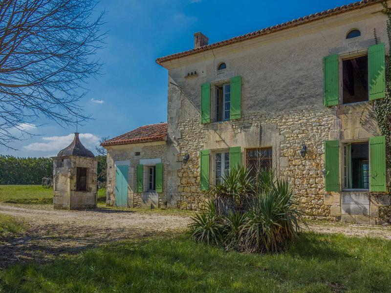 Maison à vendre à CHERVAL(24320) - Dordogne